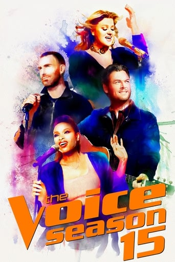 The Voice 15ª Temporada - Poster