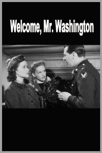 Watch Welcome, Mr Washington Free Movie Online