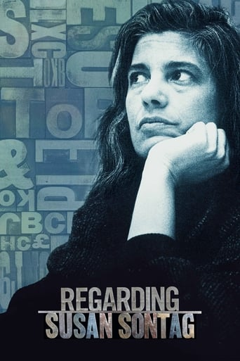Poster of Regarding Susan Sontag