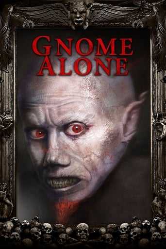Poster of Gnome Alone fragman