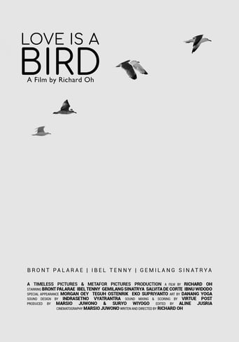 Poster of Love is A Bird