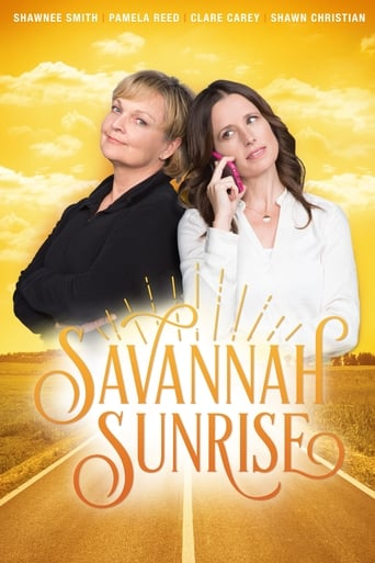 Poster of Savannah Sunrise