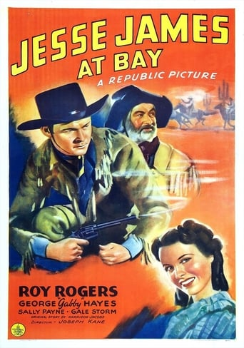 Poster of Jesse James at Bay