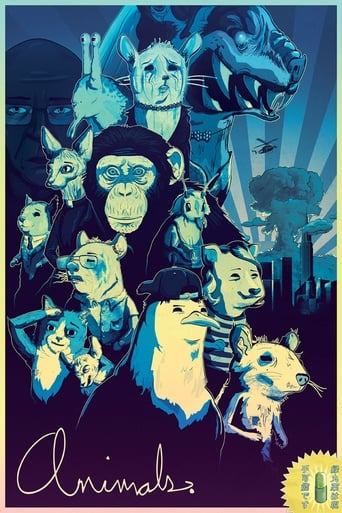Animals. 3ª Temporada - Poster