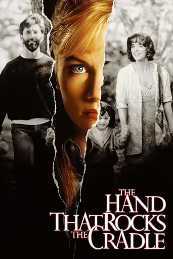 The Hand That Rocks the Cradle Poster