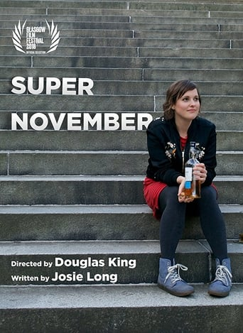 Poster of Super November
