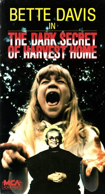 Poster of The Dark Secret of Harvest Home