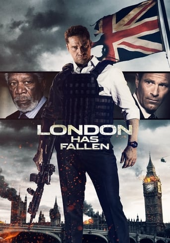 Poster of London Has Fallen