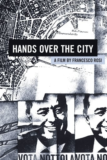 Poster of Hands over the City
