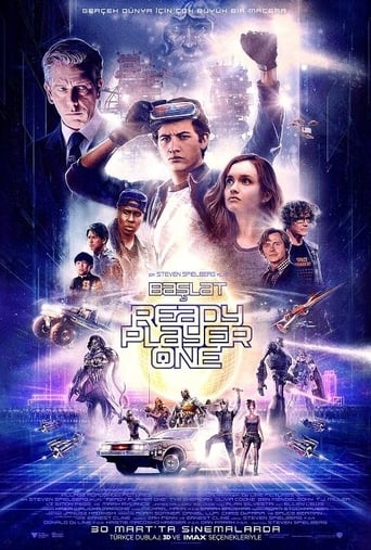 Poster of Başlat: Ready Player One
