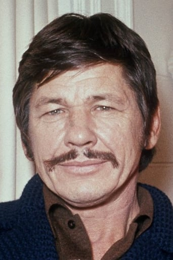 Charles Bronson alias Danny 'Tunnel King'