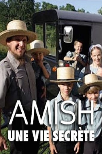 Poster of Amish: A Secret Life