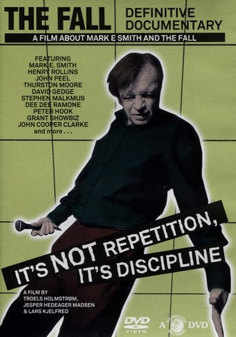 Poster of It's Not Repetition, It's Discipline