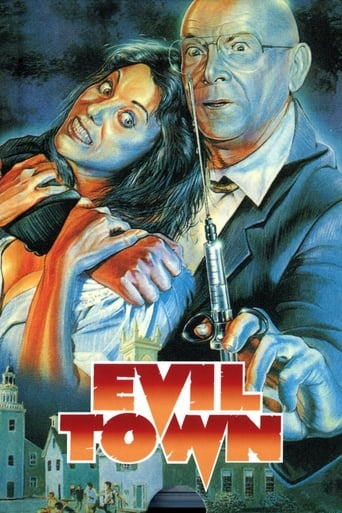 Poster of Evil Town