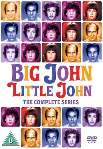 Poster of Big John, Little John