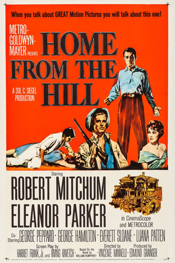 'Home from the Hill (1960)