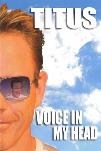 Poster of Christopher Titus: Voice in my Head