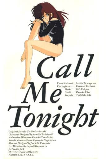 Poster of Call Me Tonight