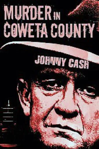 Poster of Murder in Coweta County