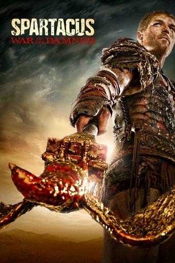 Spartacus: War of the Damned 3ª Temporada – BluRay 720p  Dublado Torrent Download (2014)