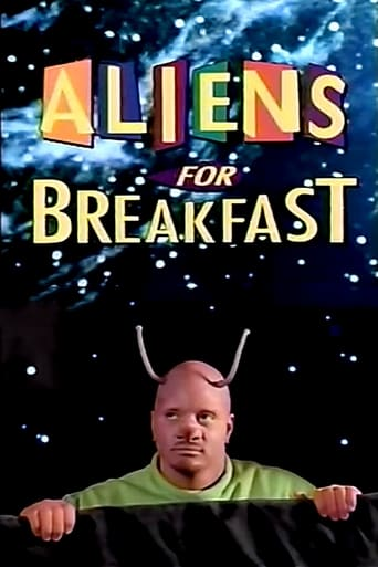 Poster of Aliens for Breakfast