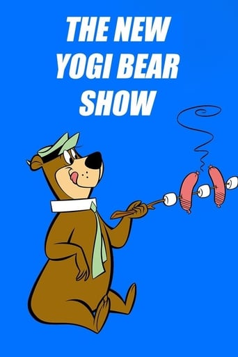 Poster of The New Yogi Bear Show