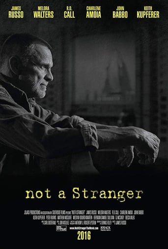 Poster of Not a Stranger