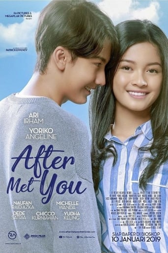 Poster of After Met You