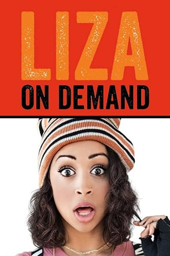 Liza on Demand Poster