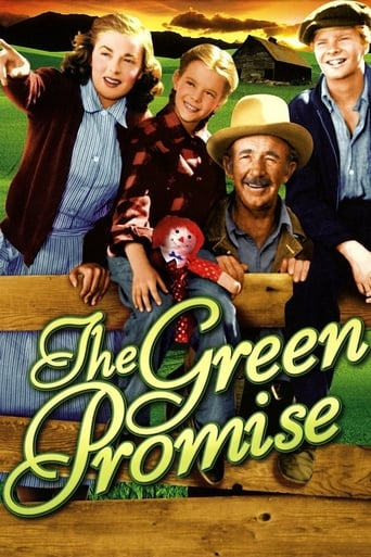 Poster of The Green Promise