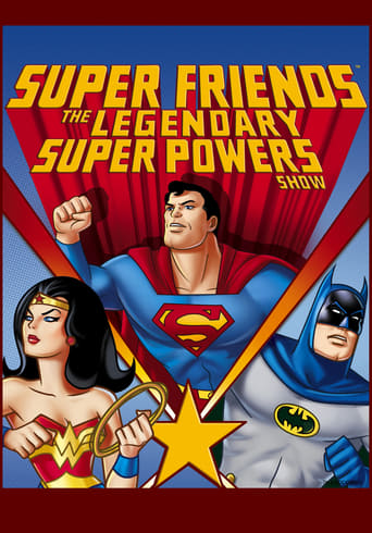 Capitulos de: Super Friends: The Legendary Super Powers Show