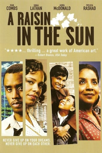 Poster of A Raisin in the Sun