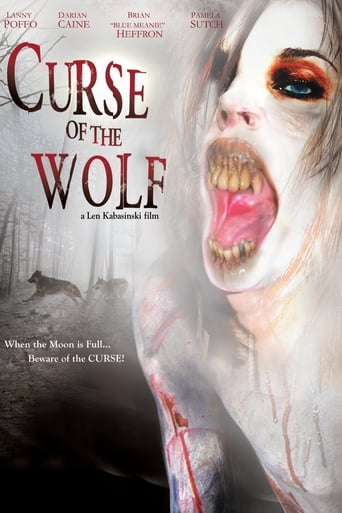 Poster of Curse of the Wolf