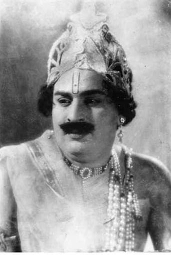 Image of P. B. Ranagachari