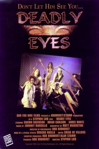 Poster of Deadly Eyes