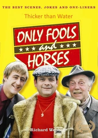 Poster of Only Fools and Horses - Thicker than Water