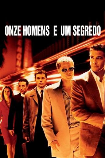Onze Homens e um Segredo – Torrent (2001) BluRay 720p Dublado Torrent Download