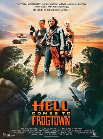 Poster of Hell Comes to Frogtown