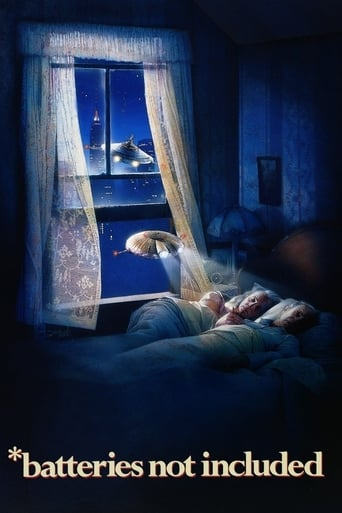 Poster of *batteries not included