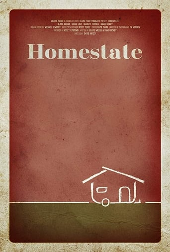 Poster of Homestate