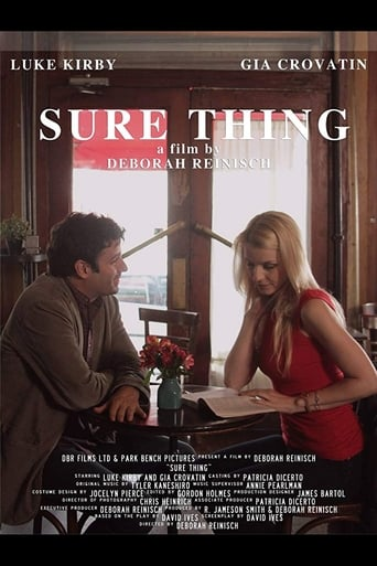 Poster of Sure Thing