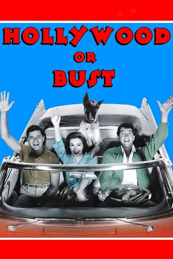 Poster of Hollywood or Bust