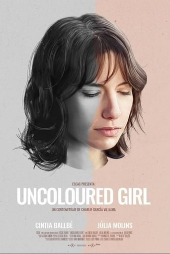 Uncoloured Girl