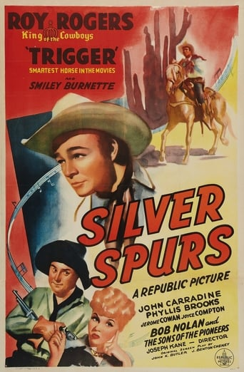Poster of Silver Spurs