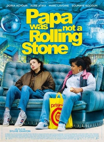 Poster of Papa Was Not a Rolling Stone