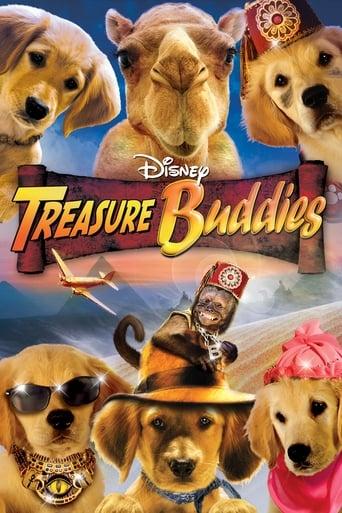 Poster of Treasure Buddies