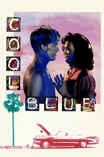 Poster of Cool Blue