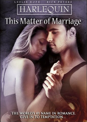 Poster of This Matter of Marriage