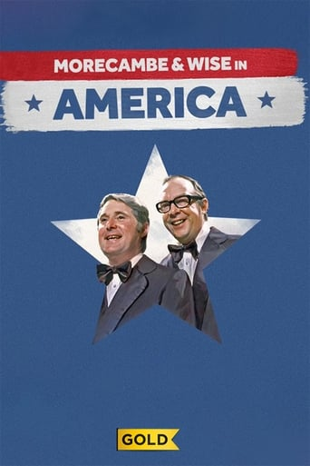Poster of Morecambe & Wise in America
