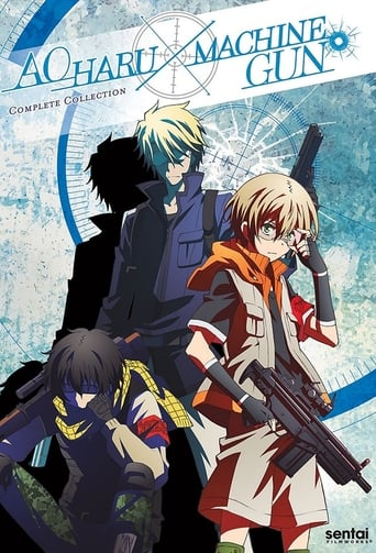 Poster of Aoharu x Machinegun